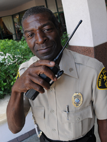 Radio Dispatch Security Guard in Memphis, TN.